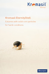 cover image for Kromasil EternityShell - Columns with solid-core particles for harsh conditions