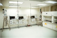 GMP peptide production facility